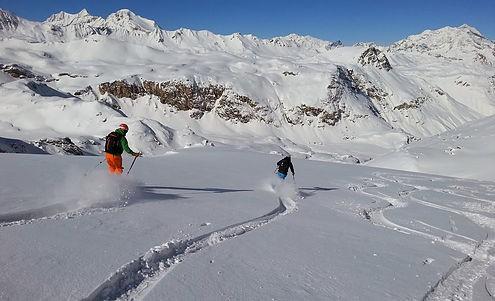 hors-piste  ski & snowboard